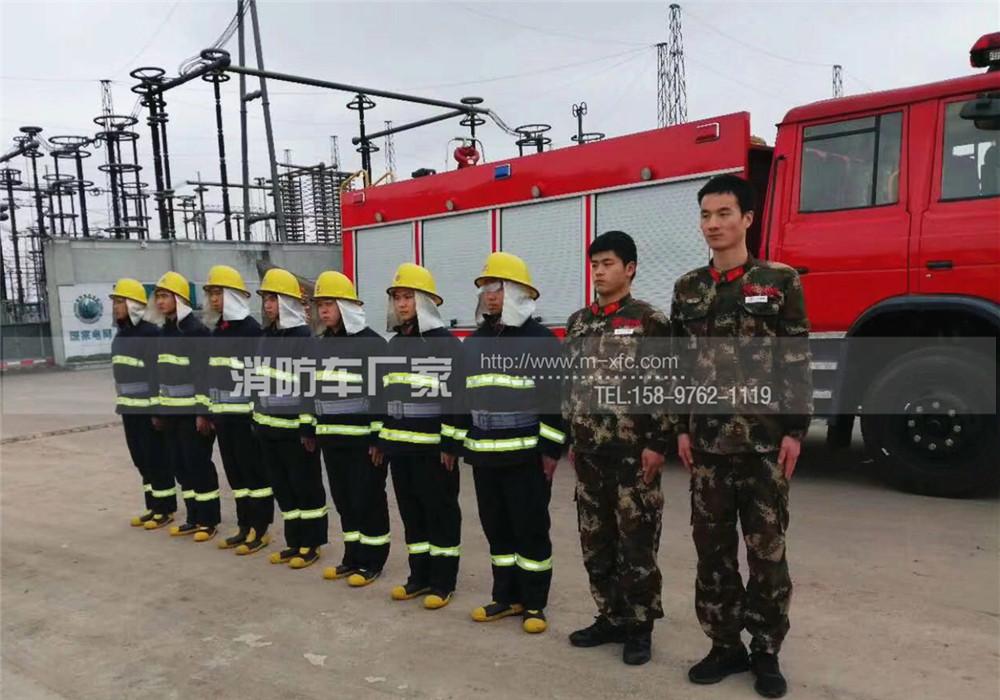 东风145消防车03