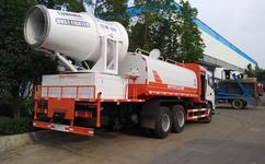 14吨天龙雾炮车厂家生产