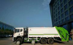 8吨压缩式垃圾车价格多少钱