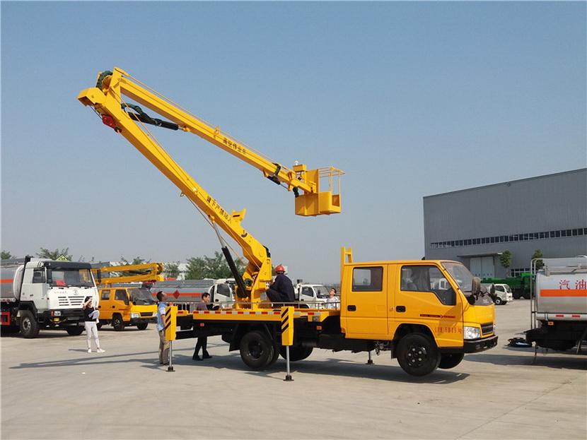 14米曲臂式高空作业车哪个厂家好