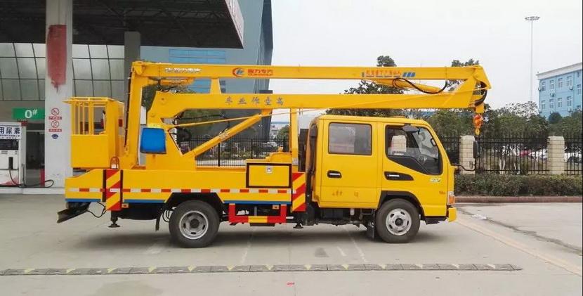 东风曲臂式高空作业车生产厂家
