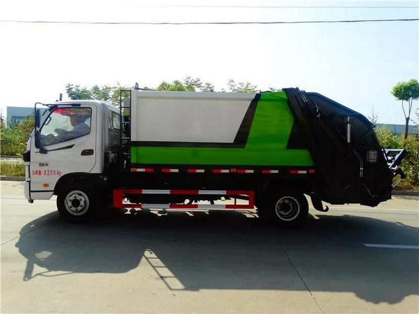 采购14吨天锦压缩式垃圾车多少钱一辆如果有水进入制动液,制动的过程中,摩擦发生的高温会使水气化。