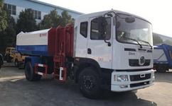 D9 掛桶垃圾車配置和優勢圖片