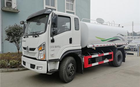 东风4X2新款驾驶室十方绿化喷洒车厂家直销视频
