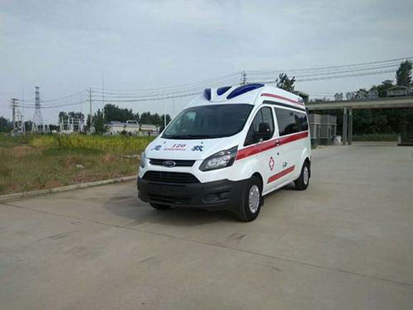 小型救護車配置參數 _小型救護車