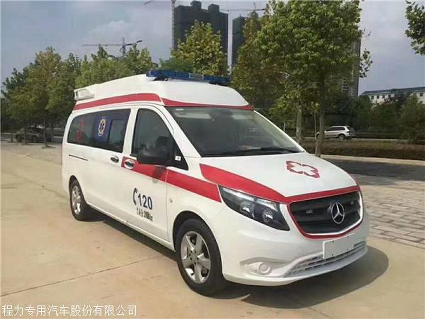 福田G7救护车厂家报价_福田G7救护车