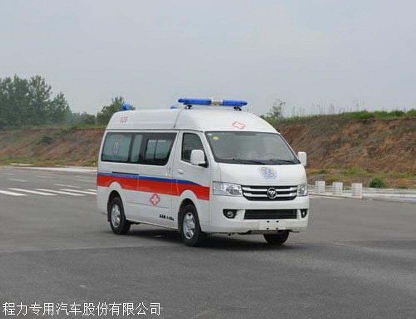 福特紧急救护车生产厂家医院有必要为120随时出救做好准备。