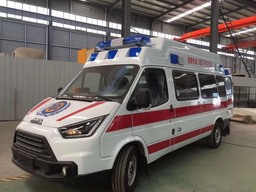 福特新世代救护车价格多少钱 _福特新世代救护车价格