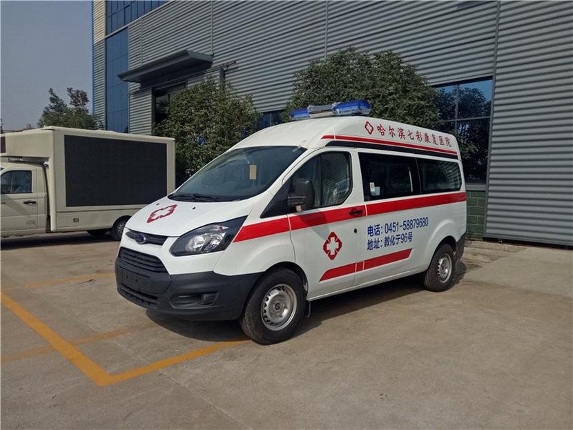 大通V80救护车配置参数 _大通救护车