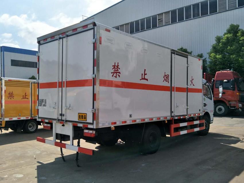 程力5.15米爆破器材运输车