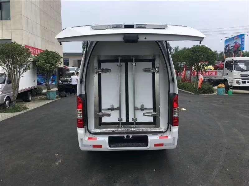 福田面包药品运输冷藏车配置价格