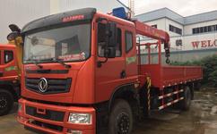 东风随车吊厂家石煤8吨特商T57吨三一随车起重机多少钱