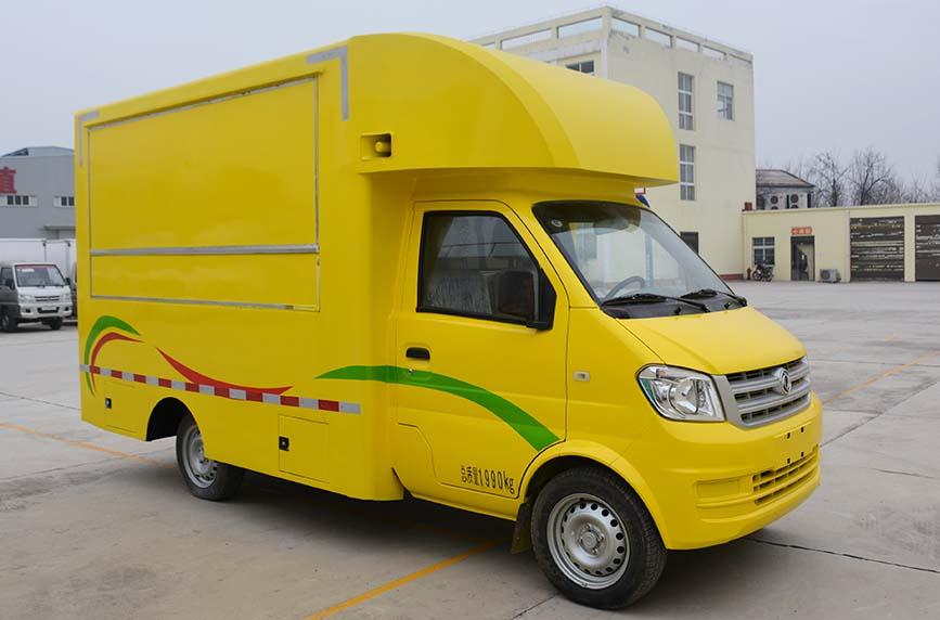 東風小康JHW5020XSHL售貨車