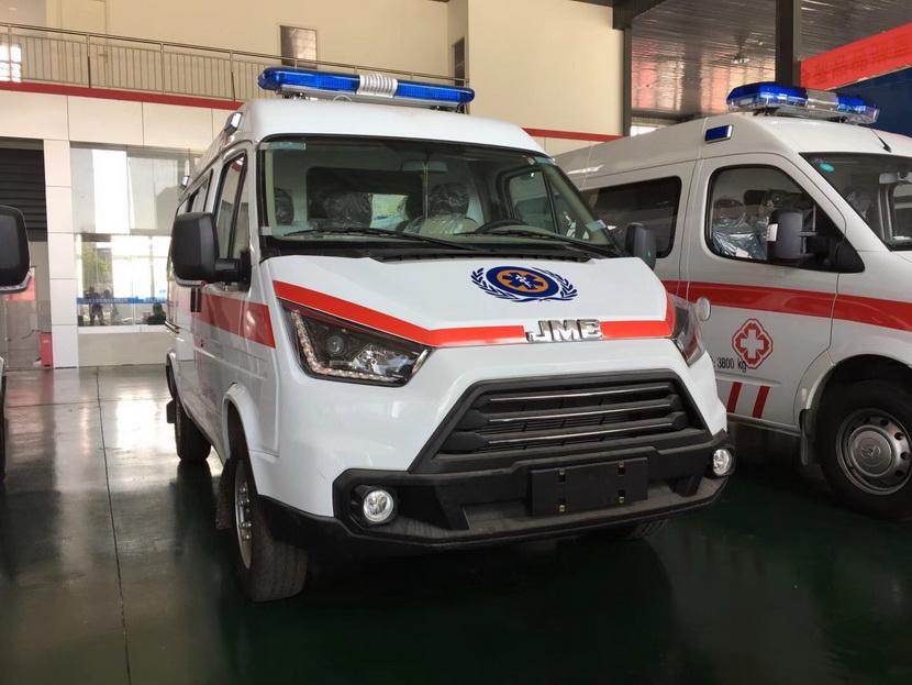 金杯海狮救护车配置_金杯海狮救护车参数