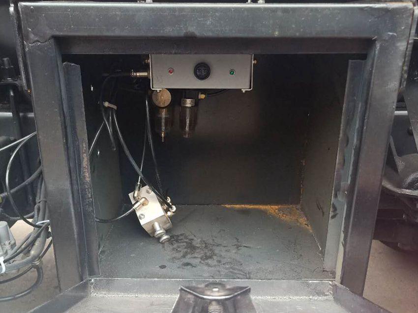 加油车新规紧急切断阀自动关闭装置