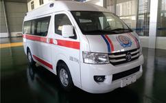 福田G7救护车_福田G7救护车配置参数