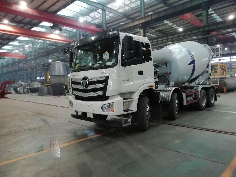 东莞市目前使用的混凝土搅拌车是什么样的