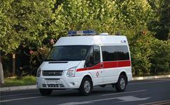 进口奔驰紧急救护车价格多少钱一辆
