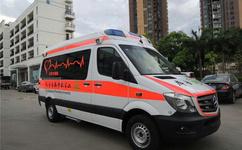 福特紧急救护车价格多少钱一辆