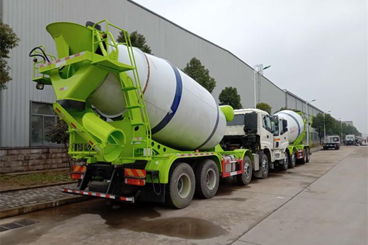 混凝土搅拌运输车液压油被污染的原因及后果