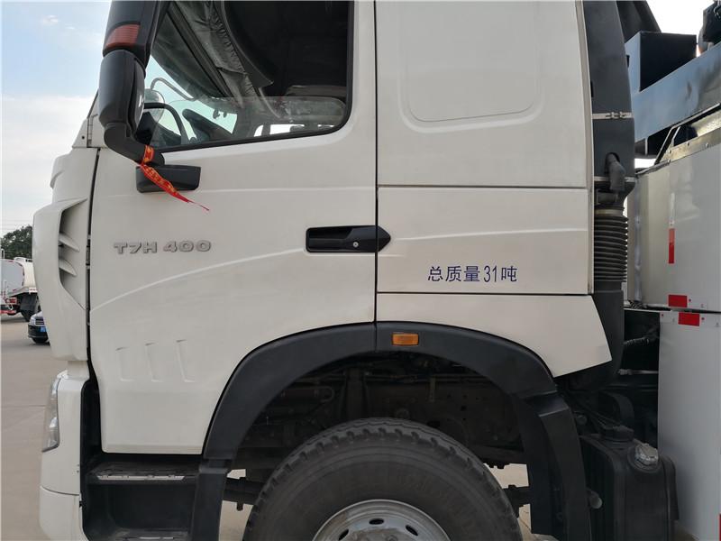 重汽拖吊联体重型清障车 (10)