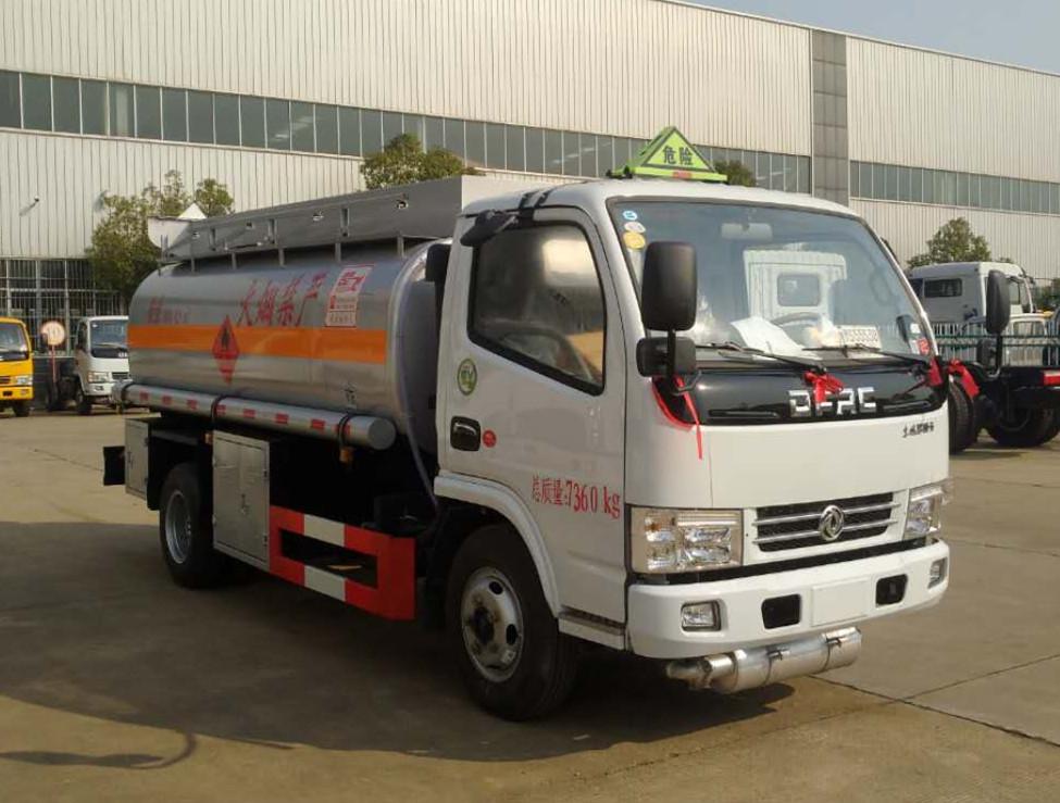 多利卡加油車4噸