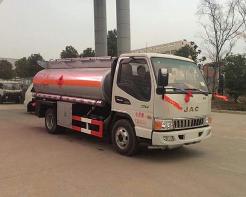 江淮駿鈴加油車油罐車3噸4噸5噸