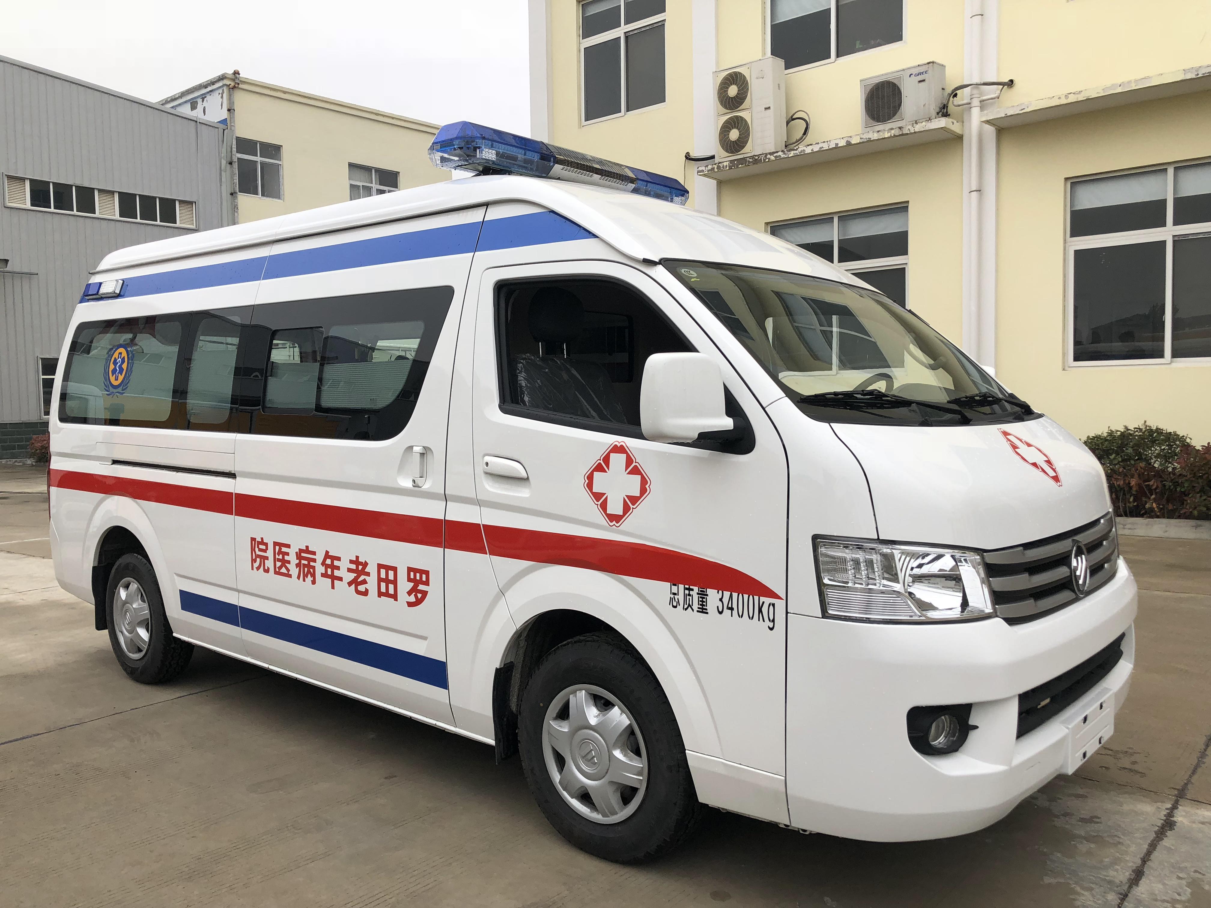 福田G9救护车 (13)