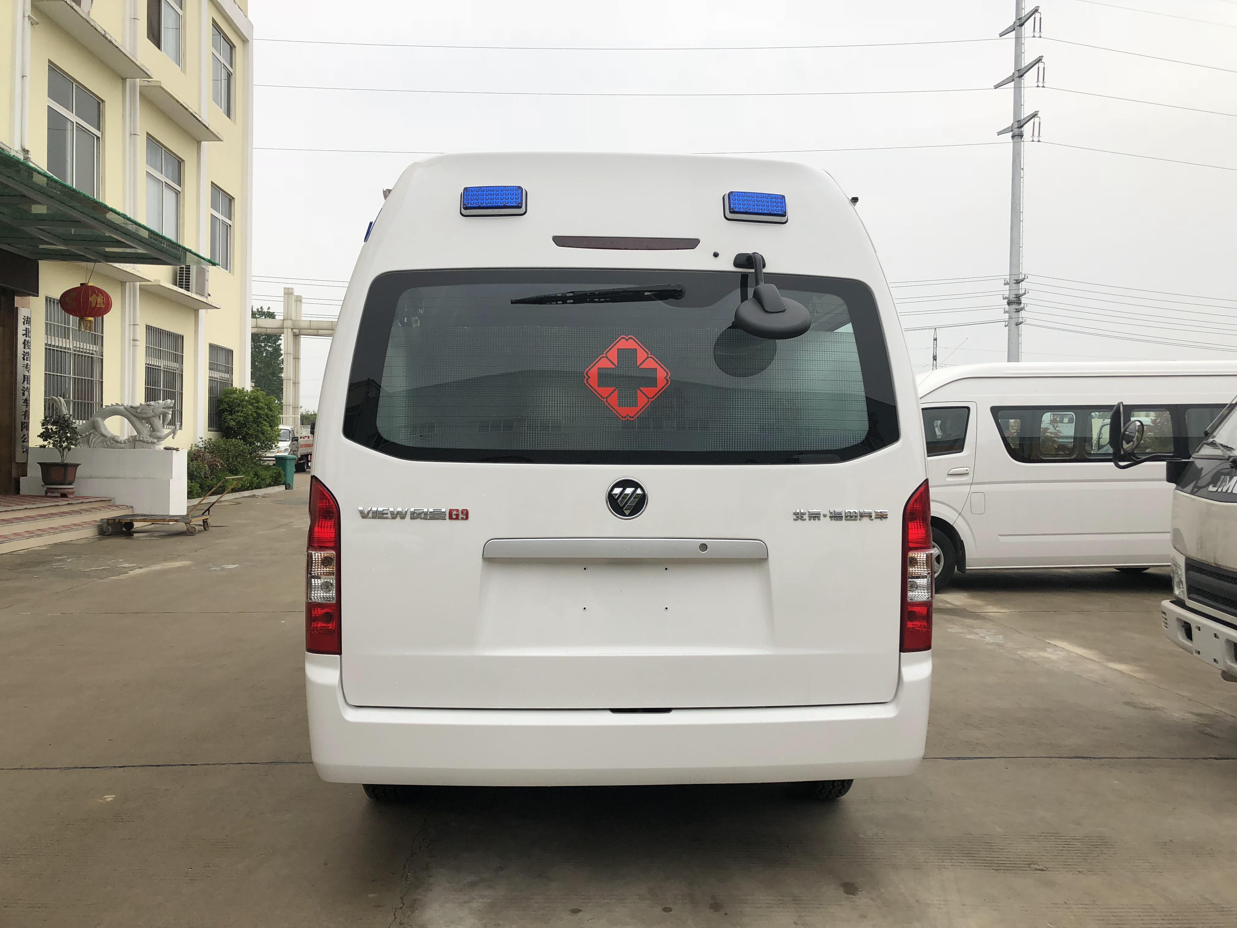 福田G9救护车 (14)