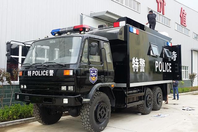 东风天锦后勤保障车