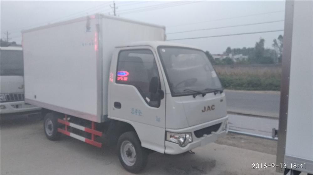 江淮小型冷藏车