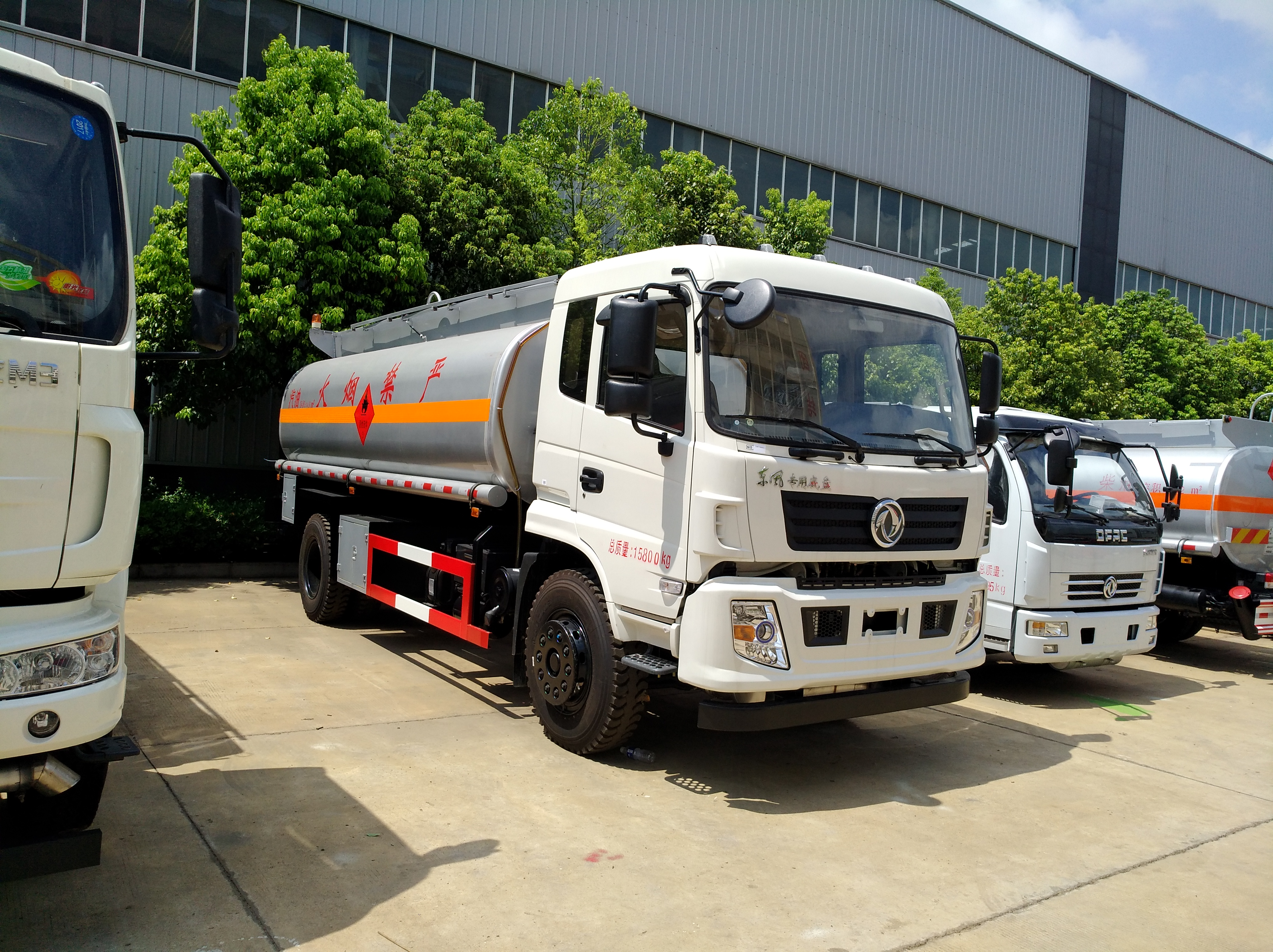 東風10噸油罐車