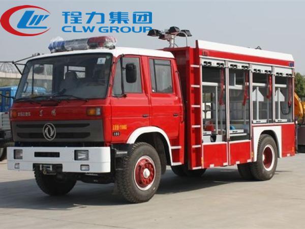 東風搶險救援消防車