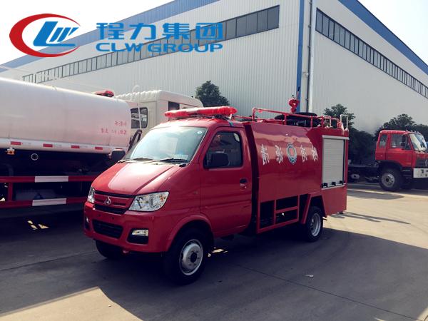 1.5吨微型消防车