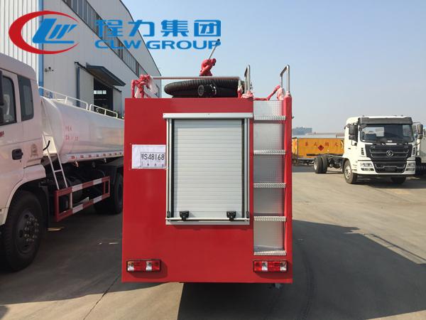 1.5噸微型消防車