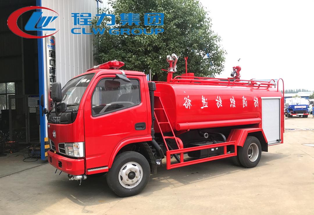 东风4.5吨微型消防车