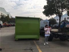 压缩垃圾站垃圾箱在哪买