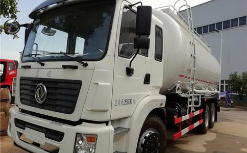 厂家直销吉林油田下灰车粉粒物料运输车价格视频