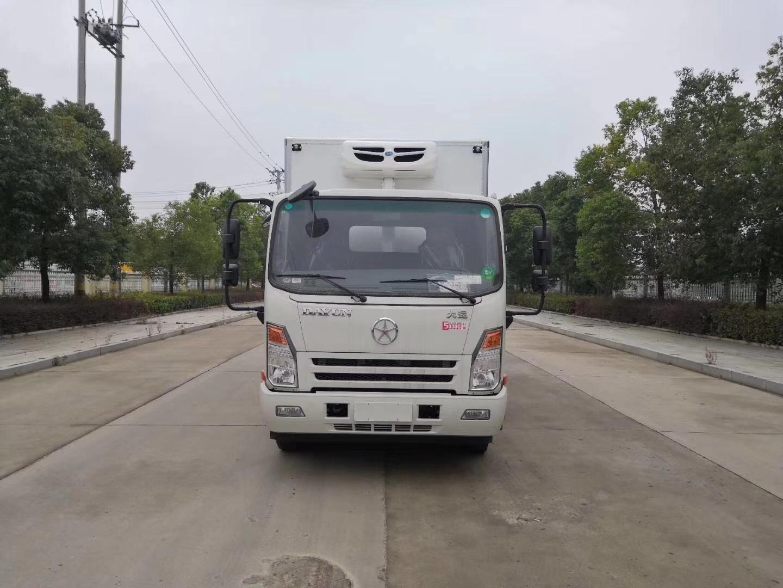大运CGC1047HDB33E1新款冷藏车图片
