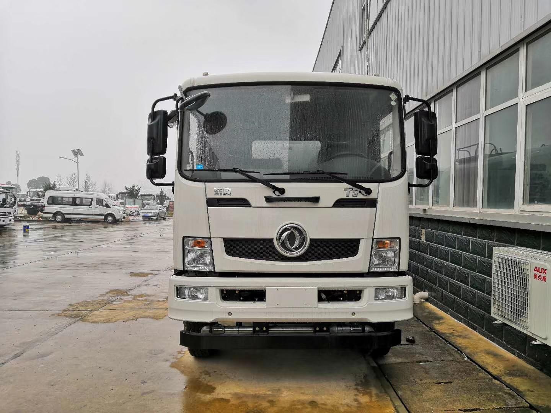 东风T312方水车图片图片