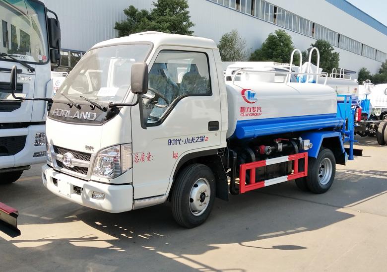 福田小卡之星2灑水車(2.0-3.0噸)
