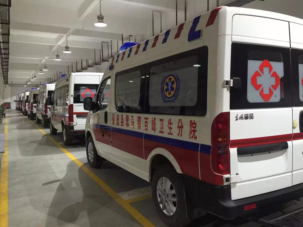东风御风救护车 (12)