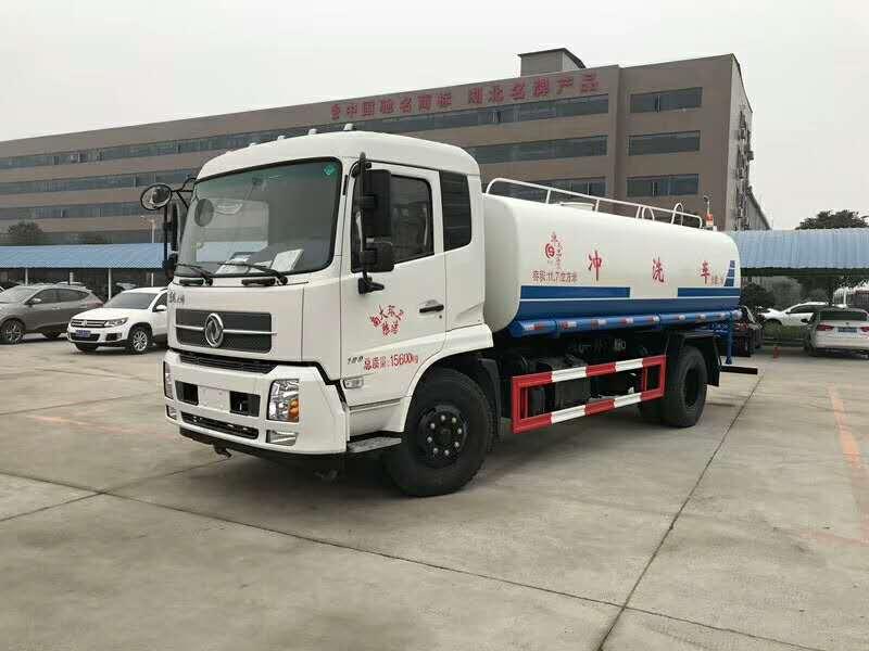 东风天锦15吨洒水车全国上户无忧(货到付款)