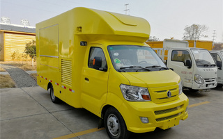 CDW王牌小型售貨車圖片|小型售貨汽車圖片專汽詳情頁圖片