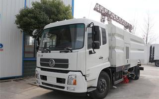 东风天锦CLW5160TXSD5洗扫车图片