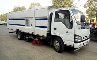 五十铃JDF5070TXSQ5洗扫车