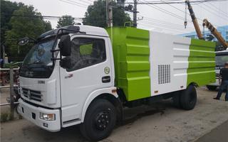 大多利卡HCQ5080TXCE5吸尘车图片