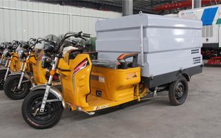 电动三轮CLW600GQX清洗车图片