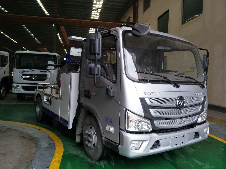 山西晉城3噸-16噸一拖一清障車廠家批發價僅十一萬起
