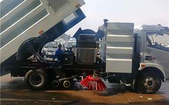 8吨扫路车东风2.5方水5方尘扫路车价格